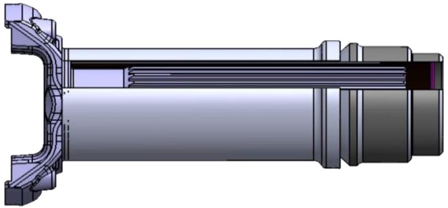 Spline Assemblies Driveline Components