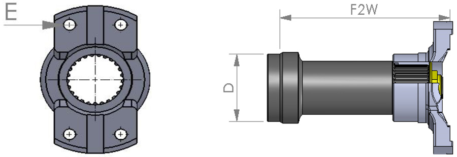 Mechanics Series Driveline Components
