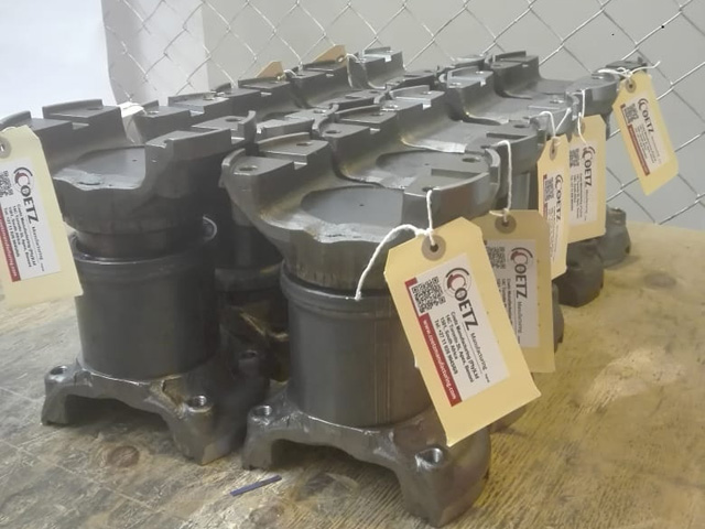 coetz manufacturing driveline components